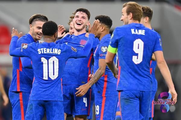 Inggris Menempati Peringkat Ketiga Piala Dunia