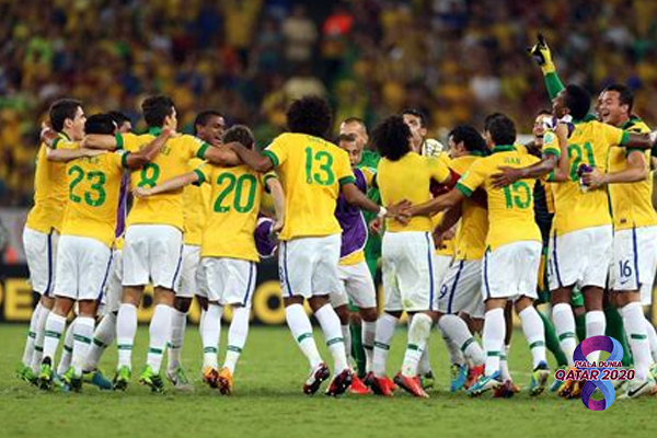 Kemenangan Brasil Atas Vietnam