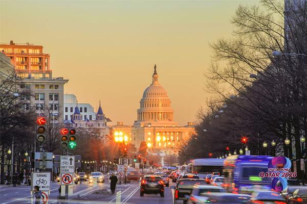 Washington Jadi Tuan Rumah Piala Dunia 2026