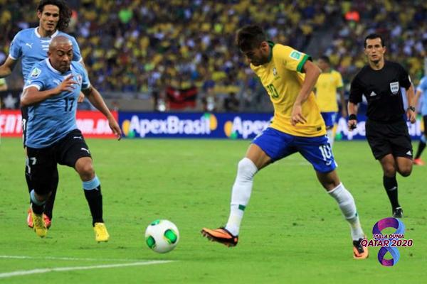 Berita Kualifikasi Piala Dunia 2022 - Brazil Vs Uruguay