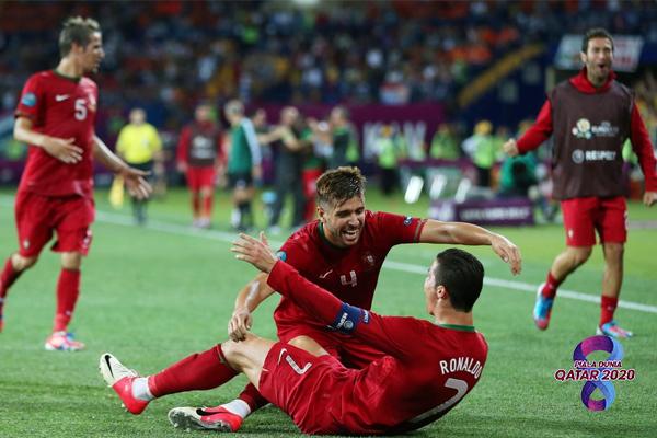 Menang Atas Luksemburg, Tim Nasional Portugal Masih Belum Aman