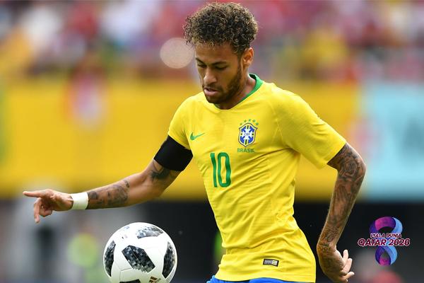 Neymar Berhenti Mencintai Sepakbola Internasional