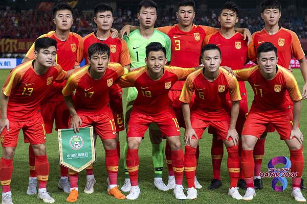 Sepakbola China Perlu 'Mantra' Agar Bisa Lolos Piala Dunia 2022
